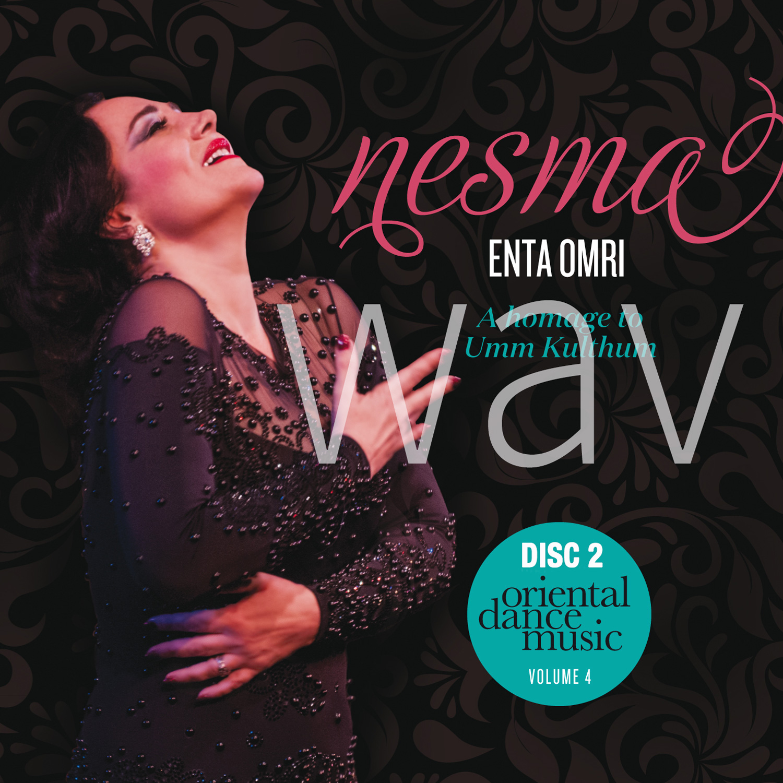 Album Enta Omri de Nesma disco 2 wav