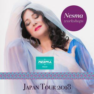 Nesma Música Gira Japón 2018
